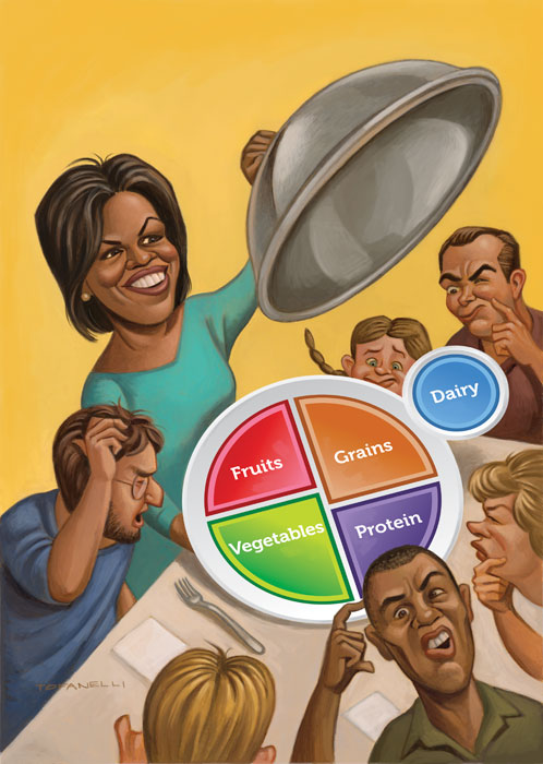 michelle-obama-food-plate